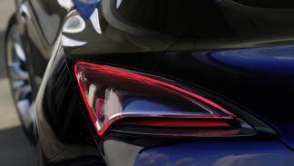 Buick Avista Concept Dark Shappire
