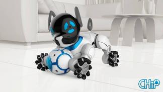 mascota inteligente que ha sido presentada en el CES 2016