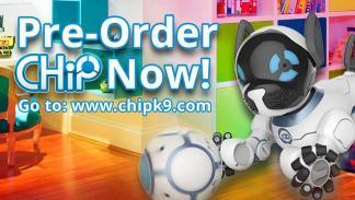 Ya puedes reservar a Chip en la web del fabricante