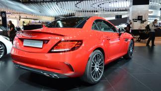 Mercedes SLC 43 AMG Detroit