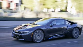 BMW i8 Mirrorles barrido