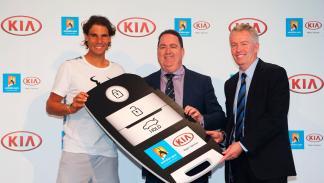 kia coche oficial open de australia 2016