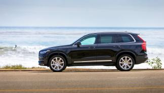 Volvo XC90 lateral