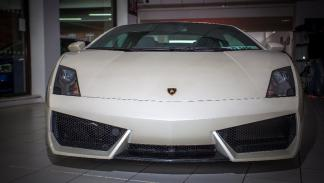 Lamborghini Gallardo Underground Racing venta frontal