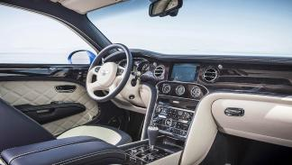 Bentley Mulsanne Speed interior