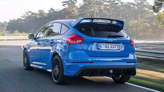 Ford Focus RS 2016 zaga
