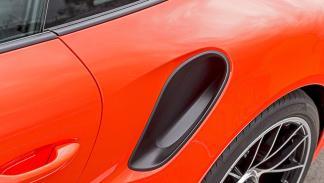 Porsche 911 Turbo S 2016 detalle ventilación