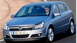 Opel Astra H delantera