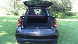 Smart Fortwo pick-up 6x6 trasera