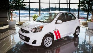 Nissan Micra Cup Edition