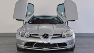 Mercedes-Benz SLR McLaren 2004