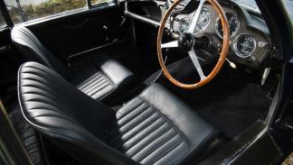 Aston Martin DB2/4 mkII 1958 interior