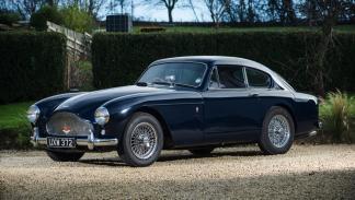 Aston Martin DB2/4 mkII 1958 frontal