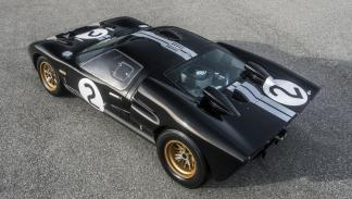 GT40 by Superformance trasera