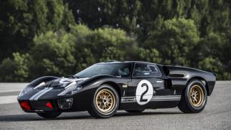 GT40 by Superformance tres cuartos delanteros