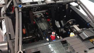Lego Technic Porsche 911 GT3 RS 4