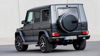 peores-coches-medio-ambiente-Mercedes-AMG-G63
