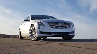 Cadillac CT6 morro