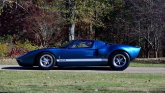 Ford GT de 'A todo gas' lateral
