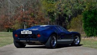 Ford GT de 'A todo gas' tres cuartos traseros