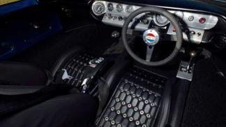 Ford GT de 'A todo gas' interior