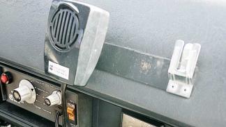 Radio de policía