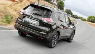 Nissan X-Trail 2014 trasera