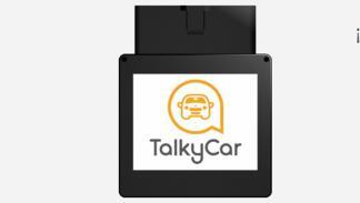dispositivo talky
