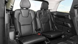 Volvo XC90 2015 asientos traseros