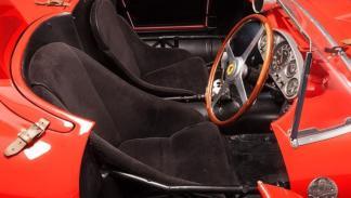 Ferrari 355 S Spider Scaglietti de 1957 detalle