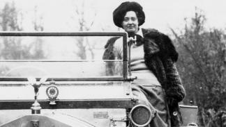 Elena Thornton coches compañia