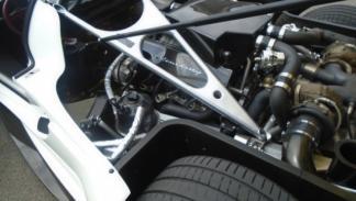 Hennessey Venom GT subasta motor