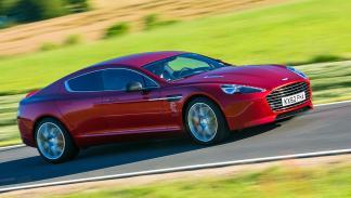 Aston Martin Rapide S: 327 km/h