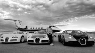 3 de 4 bugatti veyron foyd mayweather