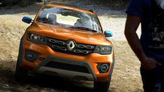 Renault Kwid Climber morro