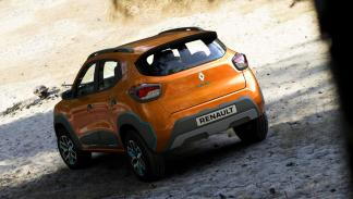 Renault Kwid Climber trasera