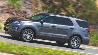 Prueba: Ford Explorer 2016 barrido
