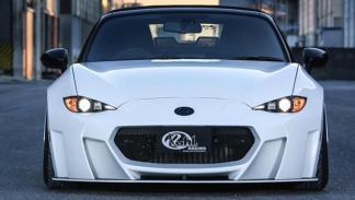 Mazda MX-5 Kuhl Racing frontal