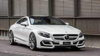Fab Design Ethon Clase S Coupe Mansory frontal