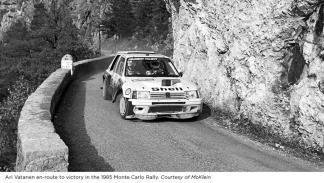 Peugeot 205 T16 C11 Monaco 85