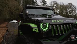 Jeep Wrangler 'Beast Mode'