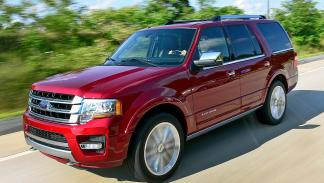 Ford Expedition morro