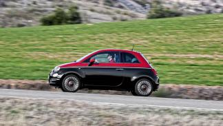 Fiat 500 2016 lateral