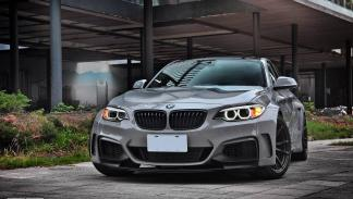 BMW M235i by Manhart morro