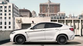 Hamann BMW X6 M50d lateral