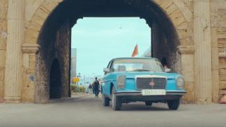 taxi marroqui mercedes-benz