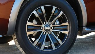 Nissan Armada 2017 detalle