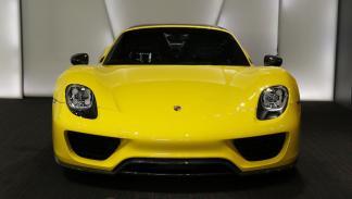 Porsche 918 Spyder morro