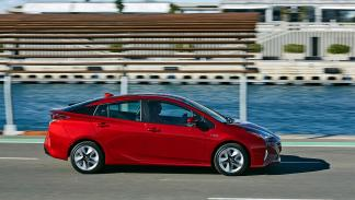 Toyota Prius 2016 barrido