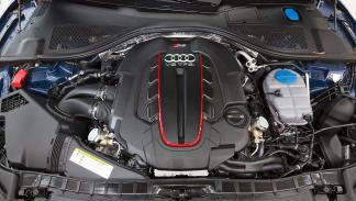 Audi RS 7 motor
